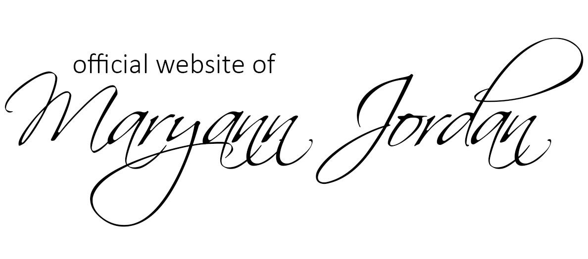 Official Website of Bestselling Author Maryann Jordan